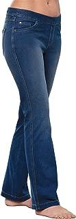 Women's Bootcut Stretch Knit Denim Jeans
