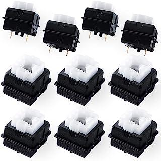 10X Romer G Mechanical Keyboard Switches for Logitech G810 G910 G413 Pro Keyboards Black