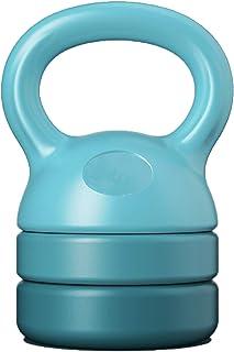 ZhaoCo Kettlebell da Donna, Kettlebell Regolabile Pesi 5 lbs(2,2kg), 8lbs(3,6kg), 9lbs(4kg), 12lbs(5,4kg), Attrezzo Sporti...