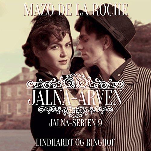 Jalna-arven audiobook cover art
