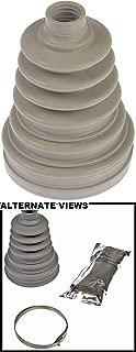 APDTY 725113 Uni-Fit C.V. Joint Boot Kit Inner up to 3.58 In. Diameter