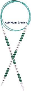 KnitPro SmartStix Aiguille à tricoter circulaire, Métal, Coloré, 80cm, 5mm