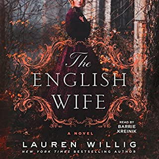 The English Wife audiobook cover art