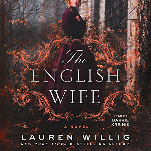 The English Wife cover art