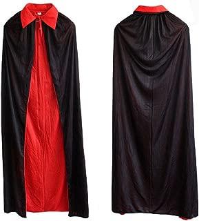 vampire black cape