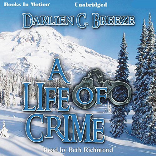 A Life of Crime audiobook cover art