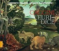 Caccini: L'Euridice by Dordolo (2014-03-25)