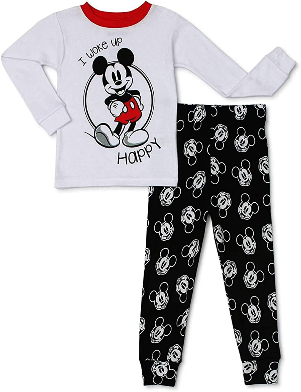 Disney boys Ranking TOP10 unisex-baby Modern Fitted New arrival