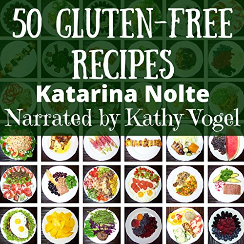 50 Gluten-Free Recipes cover art