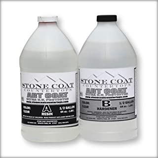 Stone Coat Countertops Art Coat (1 Gallon Kit)