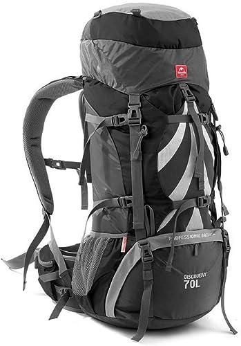 XXYQ Sacs à dos de randonnée Sac à Dos en Plein Air Sac De Randonnée Sac De Voyage en Camping Imperméable Sac à Dos