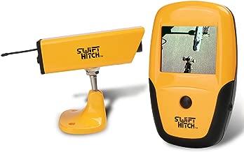Swift Hitch SH02D Waterproof Digital Portable WireleSeries Backup Camera System Low Battery Alert