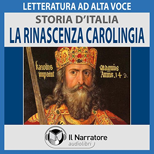 La Rinascenza carolingia cover art