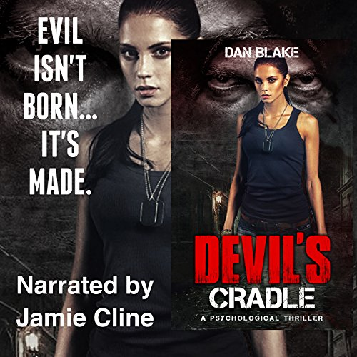 Devil's Cradle audiobook cover art