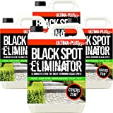 Ultima-Plus XP Black Spot Eliminator for Patio, Stone, Block Paving, Indian Sandstone, and More - Easy to Use Fluid for Stubborn Dirt & Grime (20 Litres)
