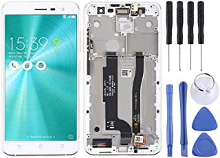 BFTW LCD Screen and Digitizer Full Assembly with Frame for Asus ZenFone 3 ZE552KL