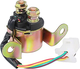 Moto ATV Bobine dallumage 350cc FIT for Yamaha Banshee 350 for Adapter YFZ350 1997-2006 Without brand DZF-IC Couleur : Noir