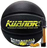 Basketball Size 7 with Pump Indoor Outdoor Junior Children Kids Youth Basket Ball Game Street Basketball with 5 Accessories