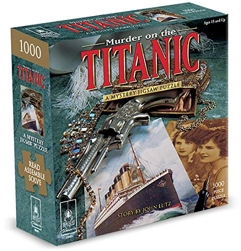 Titanic Mystery Puzzle