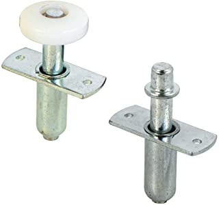 Slide-Co 164166 Bi-Fold Door Top Pivot and Guide Wheel,(Pack of 2)