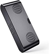 YGQYX Bluetooth Portable Speaker, Louder Volume, Crystal Clear Stereo Sound, Rich Bass, 100 Ft Wireless Range, Microphone,... photo