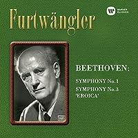 Beethoven: Symphony No.1 & 3 by Wilhelm Furtwangler (2014-11-12)