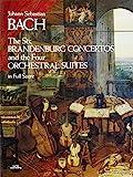 Ctos Brandbourgeois+4 Suites orchestrales - Conducteur