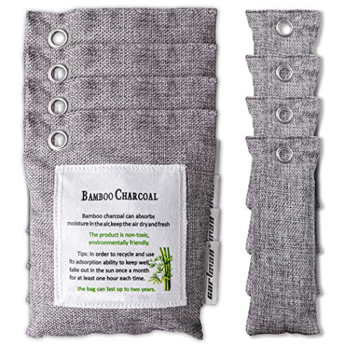 Bamboo Charcoal Air Purifying Bags