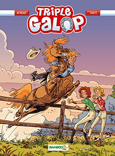 Triple galop - tome 08
