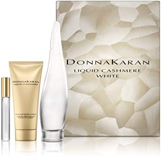 DONNA KARAN's LIQUID CASHMERE WHITE EDP Gift Set