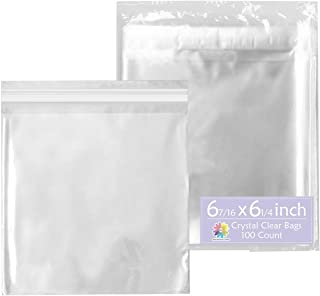 square cellophane bags