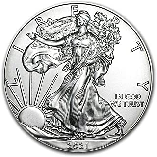 2017 Ampex Walking Liberty 0.10 oz Silver Round About Uncirculated
