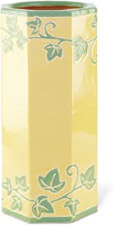 Kishima リーフ アンブレラスタンド Yellow KH-60879
