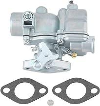 Dweekiy Carburetor, Replacement Carb Carburetor Fit for IH Farmall Tractor Cub 154 184 185 C60 OE:251234R91 251234R92