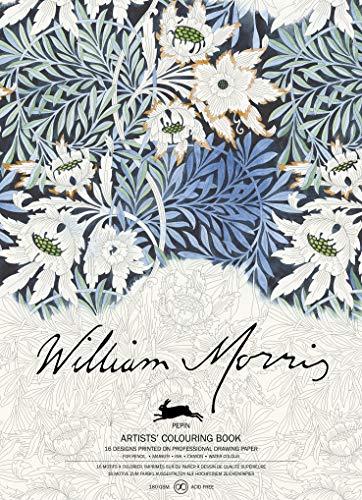 William Morris: Artists' Colouring Book