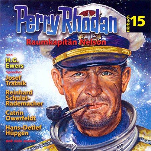 Raumkapitän Nelson  By  cover art