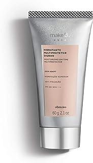 Hidratante Multiprotetor FPS 50 UVA Diurno Make B. Skin, 60g