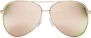 VIVIENNE Women's Sunglasses Oversized Aviators Metal