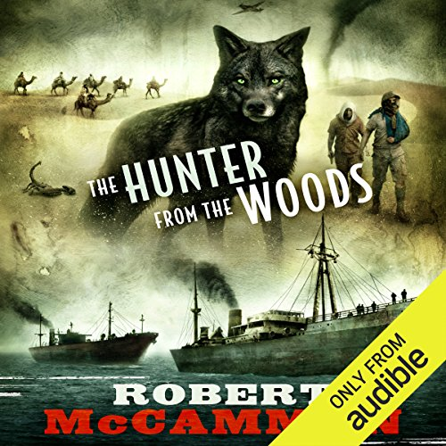 The Hunter from the Woods audiobook cover art
