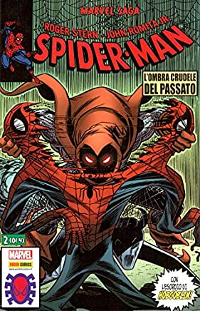 MARVEL SAGA N.14 - SPIDER-MAN DI JOHN ROMITA JR. 2 (m4)