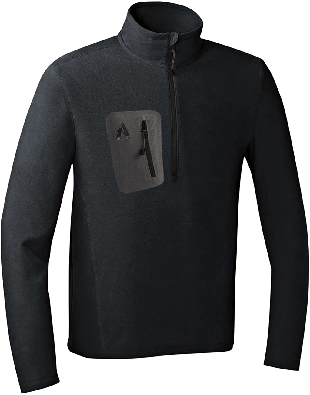 Eddie Bauer - First Ascent Men's Cloud Layer Fleece 1/4 Zip Pullover Jacket