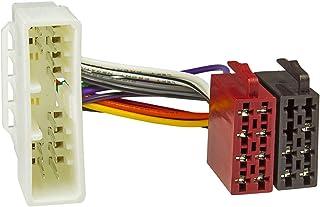 tomzz Audio 7017 001 Radio Adapter Kabel passend für Honda Accord Civic Jazz bis 1998 auf 16pol ISO Norm