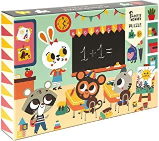 Kids toy puzzle ages 3+ Educational and Colorful