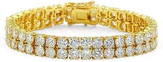 Best mens diamond bracelet on wrist Reviews