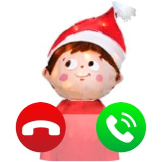 Christmas Elf Calls : Realistic Call !