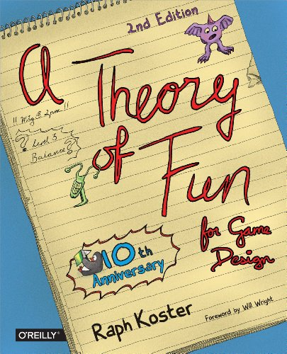 Theory of Fun for Game Design by [Raph Koster]