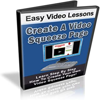 Create Video Squeeze Page Training Course