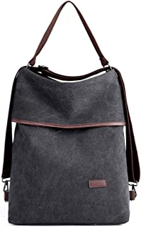 Heyean Backpack for Women Fashion, Shoulder Bag for Women, Canvas Bags for Women Wild Casual Travel Multipurpose