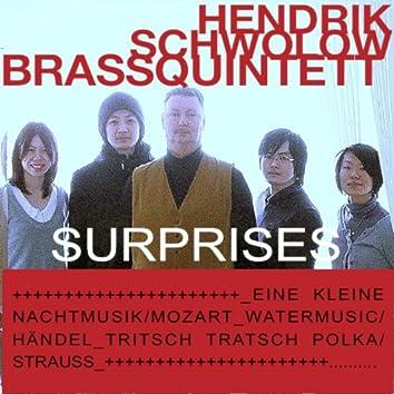 Brassquintett Surprises