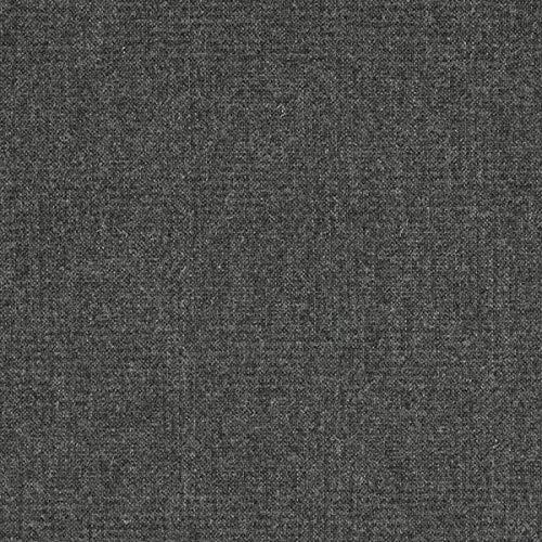 Fabulous Fabrics Wollstoff Glencheck – anthrazit — Meterware ab 0,5m — zum Nähen von Businesskleidung, Jacken und Blazer